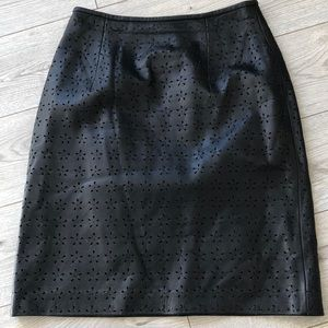 Dresses & Skirts - Skova lamb leather skirt